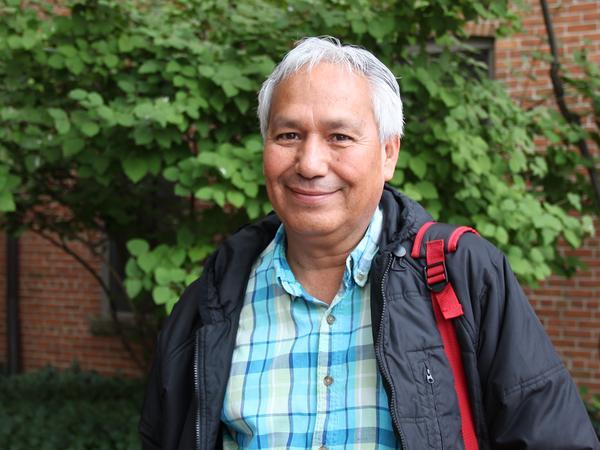 Emilio Gutierrez-Soto, a Knight-Wallace Fellow who may face deportation after seeking asylum in 2008