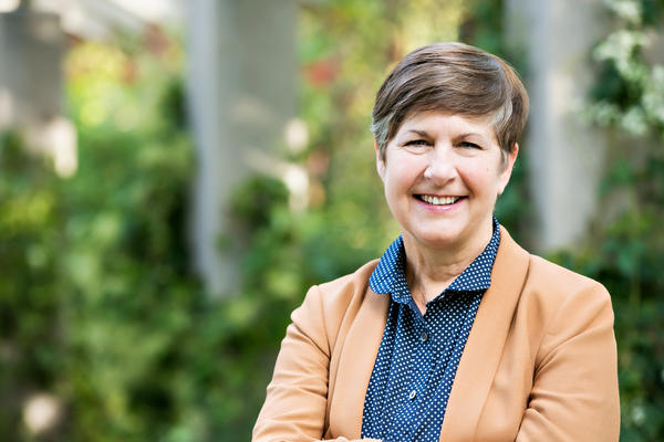 Betsy Rader is running for office for the first time. She's challenging incumbent republican Dave Joyce to represent Ohio's 14th district in Congress.