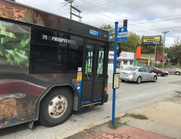 The Prospect Max buses will be newer and run more frequently than the current KCATA busses.