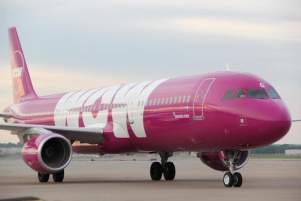 WOW Air will discontinue service from St. Louis Lambert International Airport on Jan. 7.