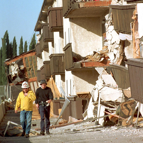 Even residents who live close to the Northridge Meadows Apartments, which collapsed during the 1994 earthquake, are unwilling to take on the costs of earthquake insurance.