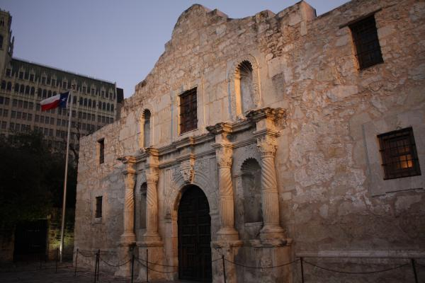 Discussion is underway on a plan to redesign the Alamo.