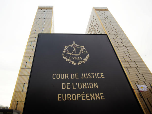 The European Union's highest court on Friday ordered Poland to reverse a law that removed nearly a third of the nation's Supreme Court judges, and to reinstate those who were dismissed.