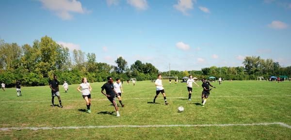 The 2018 Dayton World Soccer Games brings soccer enthusiasts from around the globe together.