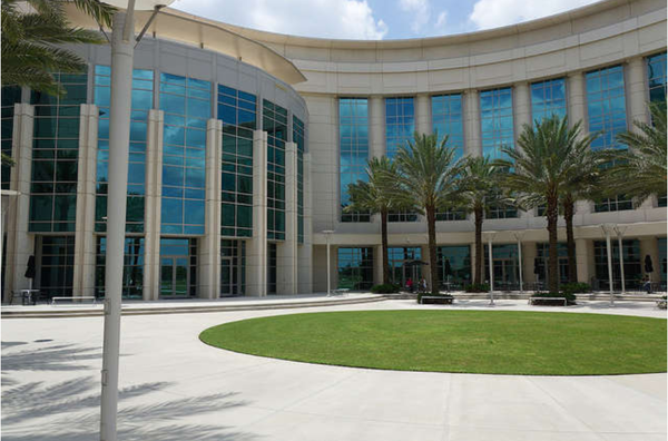 UCF Medical Center will serve 500 patients.