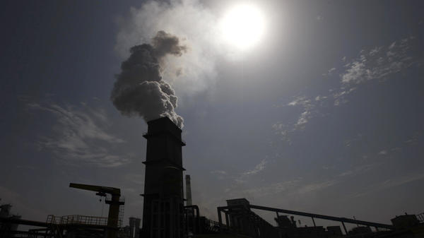 Key provisions of the Kyoto Protocol expire in December of 2012, and experts say there's no real global framework in place  to replace the treaty that was supposed to be the first step toward ambitious actions on climate change. Above, a coal-fired power plant in eastern China. China is now the leading carbon dioxide emitter in the world.