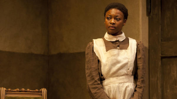 Pascale Armand plays Jekesai, later christened as Ester, who's taken in by a black Catholic missionary when she flees an arranged marriage in 1890s Rhodesia.