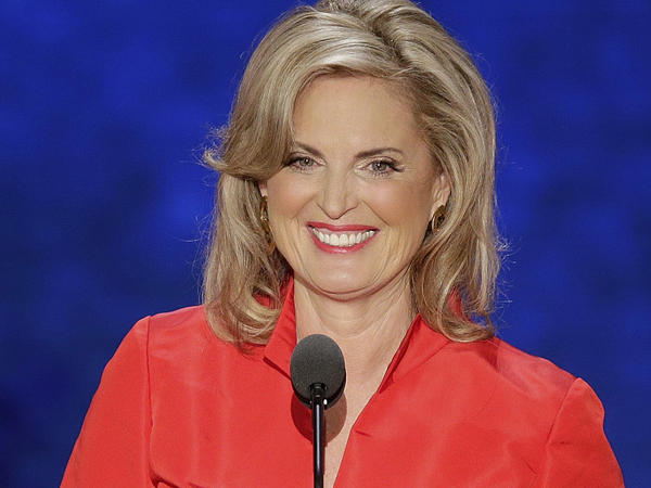 Ann Romney, wife of U.S. Republican presidential candidate Mitt Romney, addresses the Republican National Convention on Tuesday.