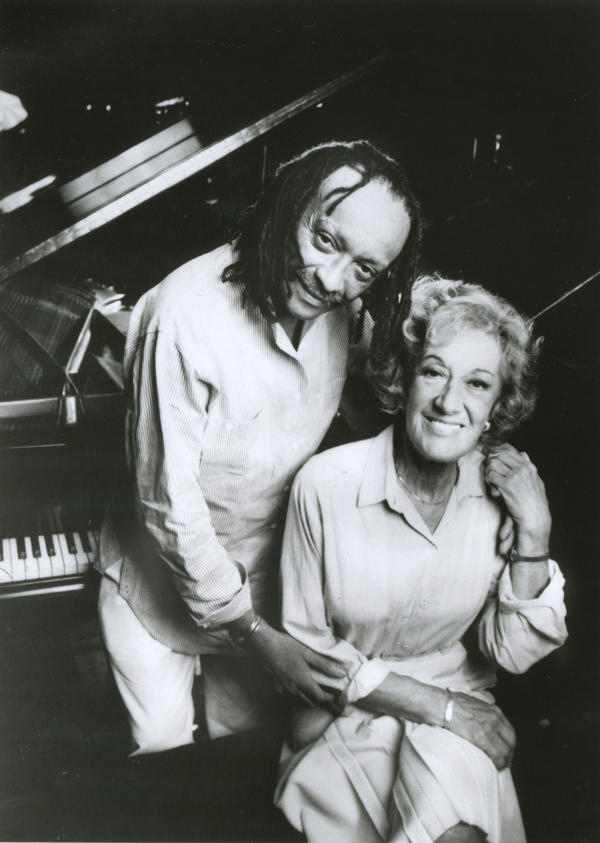 Guests on <em>Piano Jazz</em> spanned the entire stylistic gamut of jazz, including free improvisers like Cecil Taylor.