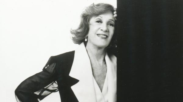 Marian McPartland.