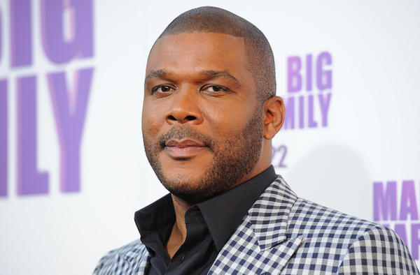 At Tyler Perry's live performances, his gospel-tinged references aren't meant for everyone in the audience.