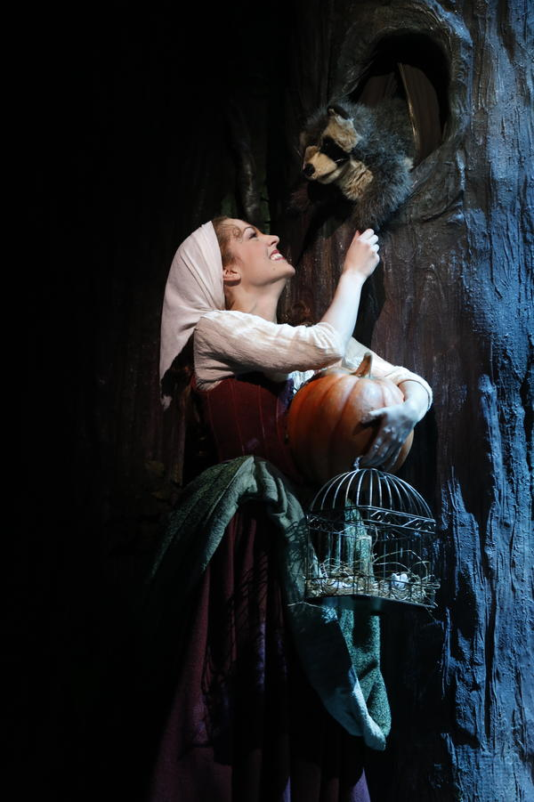 The <em>Cinderella</em> revival includes the original music from the 1957 televised production, with a completely new, modern script. Osnes says she hopes to stay in the lead role for at least a year.