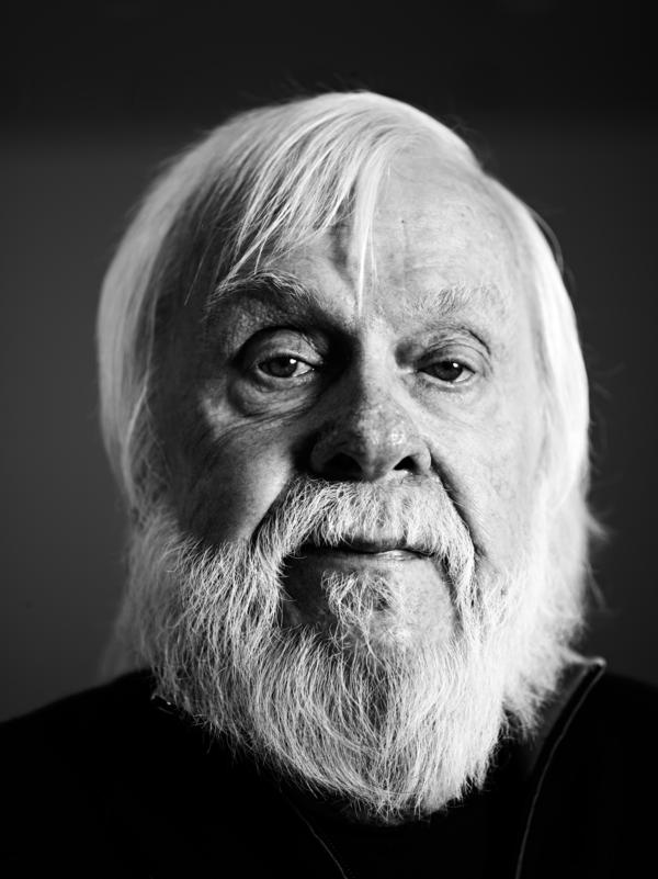 """In 1970, John Baldessari burned everything he had painted between 1953 and 1966. """"I said ... 'I don't really need them.' So I decided I'll just destroy them."""" After that, Baldessari turned to photography and sculpture."""