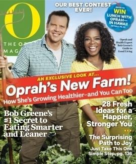 """The June issue of <a href=""""http://www.oprah.com/omagazine.html"""">The Oprah Magazine</a> includes an article with details on Oprah Winfrey's new farm in Hawaii."""