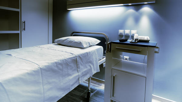 The next bed could cost you a lot if the hospital says you're there on observation.