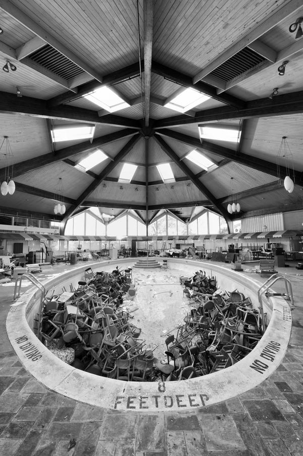 The Tamarack Resort Pool