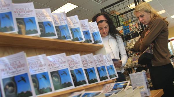 Harper Lee's Pulitzer Prize winning novel <em>To Kill A Mockingbird </em>didn't make the cut in the U.K.