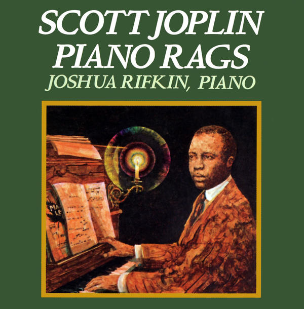 This 1970 release by Joshua Rifkin helped revive ragtime music and Scott Joplin.