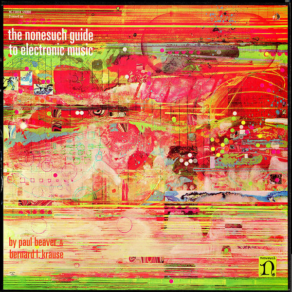 Nonesuch branched out in many directions, including electronic music. This album did surprisingly well on the charts after its 1968 release.