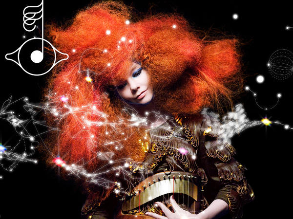 Björk's interdisciplinary project <em>Biophilia</em> was released on the Nonesuch label in 2011.