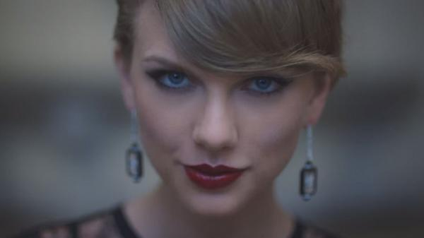 "Taylor Swift, whose <em>1989 </em>is currently the No. 1 album on the <em>Billboard </em>200 and whose song ""Blank Space"" is at the top of the Hot 100, even though her music is not available on Spotify."