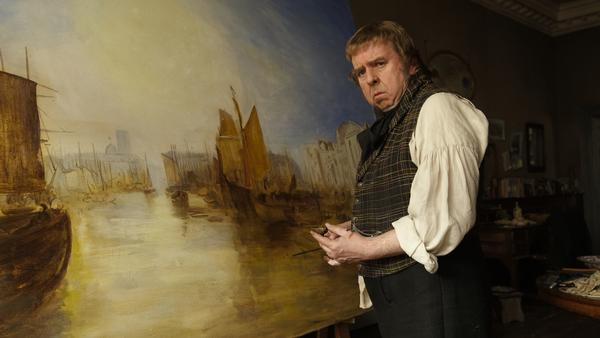 Timothy Spall finds beauty in the unlikeliest places as painter J.M.W. Turner in the film <em>Mr. Turner</em>.
