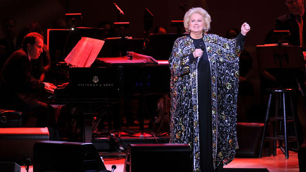 Barbara Cook performs at the 120th anniversary of New York's Carnegie Hall in 2011.
