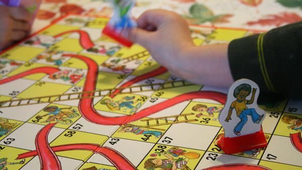 Think of reconciliation as the biggest ladder in the game Chutes and Ladders — a procedural shortcut. But a presidential veto of whatever gets passed through reconciliation means tumbling back down a chute.