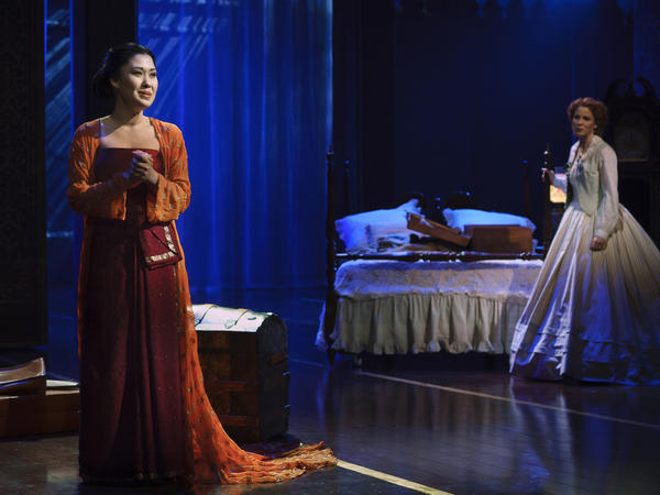 Ruthie Ann Miles has earned a Tony nomination for her portrayal of Lady Thiang, the king's head wife.