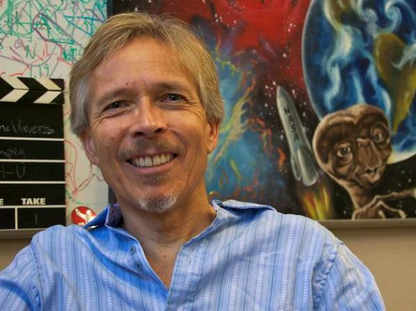 Astronomer Chris Impey is a professor at the University of Arizona.