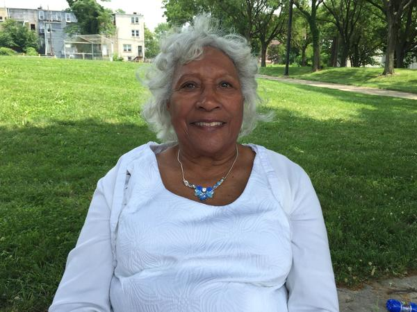 Helena Hicks has remained active in Baltimore through eras of desegregation and the drug trade. Now she gives back to her childhood neighborhood, the same one where Freddie Gray lived.