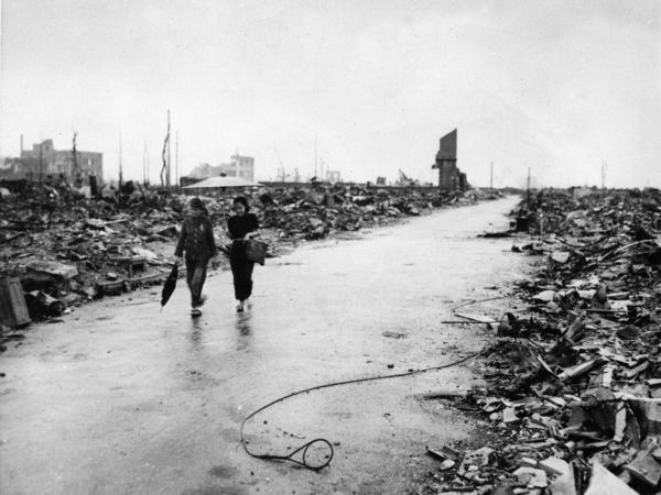 U.S. strategists wanted to flatten an entire city with a single atomic bomb: Hiroshima was the right size.