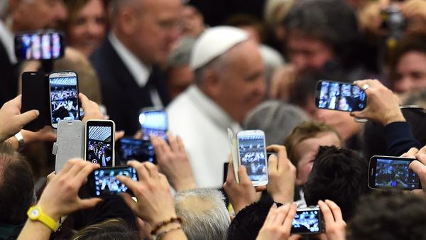 "Pope Francis' embracing of the digital world and social media has given new meaning to the word ""followers"" for the Catholic Church."