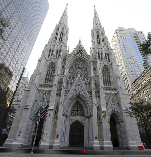 Ahead of Pope Francis' visit, St. Patrick's Cathedral in New York underwent a renovation that was done in three phases over three years, starting in 2012.