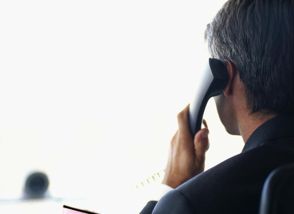 A hearing test you take on your phone provides immediate, private feedback.