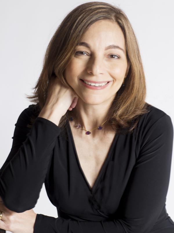 Personal finance writer Helaine Olen.