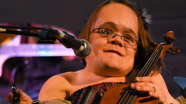 Congratulations to Gaelynn Lea, the winner of the 2016 Tiny Desk Contest!