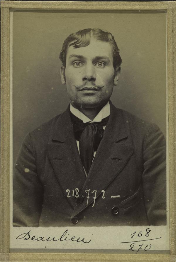 Henri Félix Camille Beaulieu, 23 (1894)