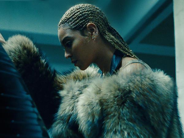 Beyoncé's new visual album, <em>Lemonade</em>, is out now.