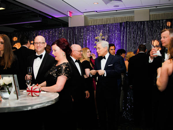 The scene from the Yahoo/ABC pre-party ahead of the 102nd White House Correspondents' Dinner on Saturday, April 30th in Washington, D.C.