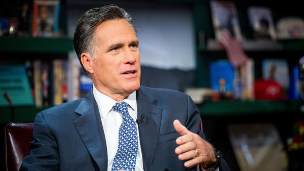 Mitt Romney, former 2012 Republican presidential nominee, says Donald Trump must make his tax returns public.