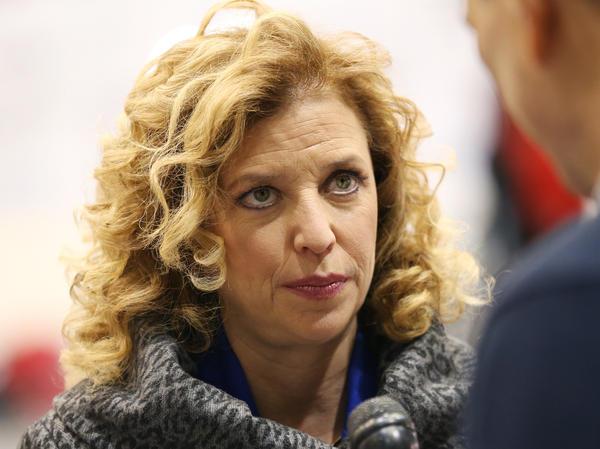 U.S. Rep. Debbie Wasserman Schultz, D-Florida.