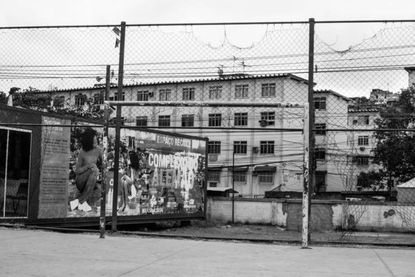 In the Alemao <em>favela</em> complex, five people have been shot in the past two weeks. Security is dire in many <em>favelas,</em> despite the presence of 85,000 army and police forces in the city.