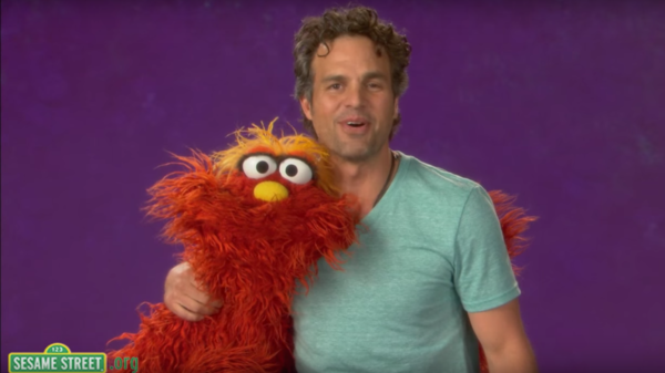 Actor Mark Ruffalo and Murray the Muppet talk about empathy.