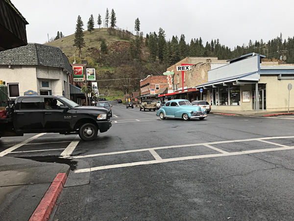 Timber mill towns like Orofino were put on the map more than a hundred years ago when the timber supply in national forests seemed limitless. Today many federal lands are closed to logging, and unemployment rates in these towns are among the highest in Idaho.