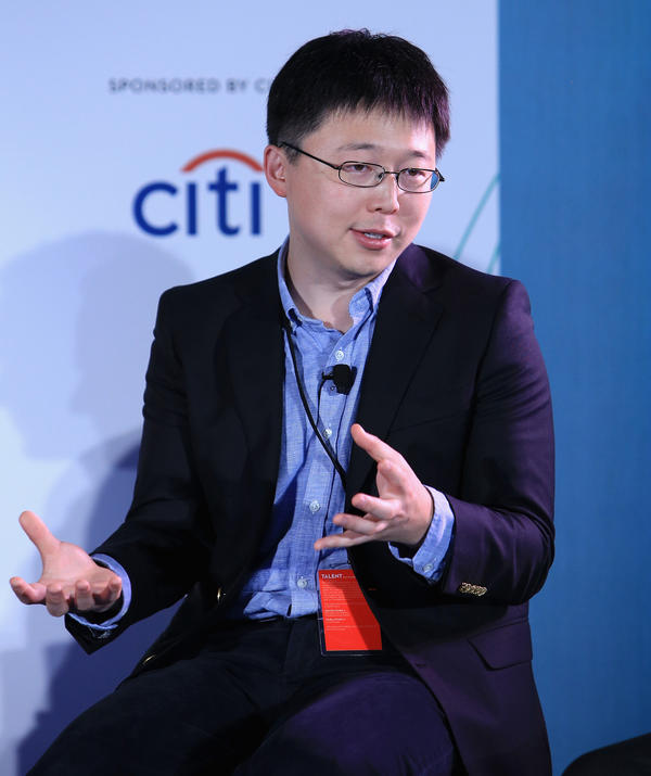 Feng Zhang, of the Broad Institute, is one of the contenders vying for royalties from CRISPR patents.