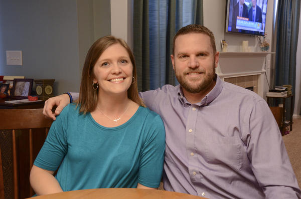 Carol and Mark Crawn have a 12-year-old daughter who is on the autism spectrum.