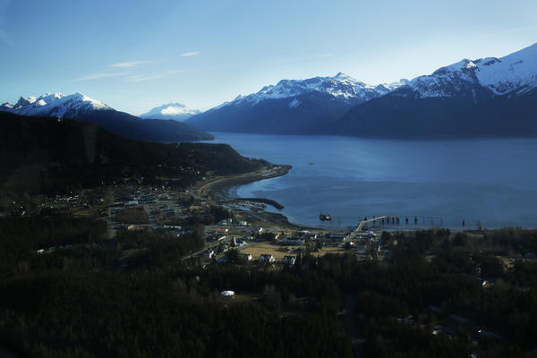 If you fly into Haines, Alaska, you'll be on a prop plane so small that your pilot will call the roll.
