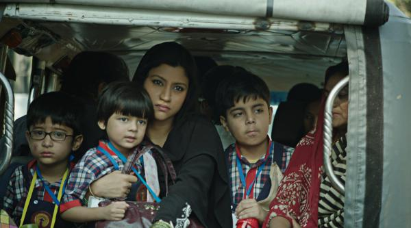 Actress Konkona Sen Sharma is one of four female leads in Director Alankrita Shrivastava's film<em> Lipstick Under My Burkha. </em>Sen plays a housewife and mother who is secretly a super door-to-door saleswoman.