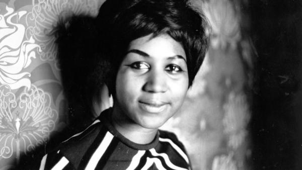 Aretha Franklin, pictured in 1968, has died. Known as the Queen of Soul, she recorded 17 top 10 singles.